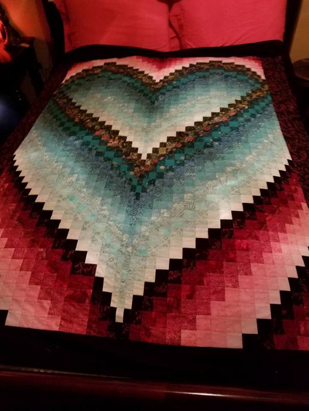 heart finished
